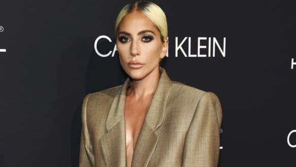 Lady Gaga's speech inspires us all to 'wear the pants'