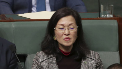 Legal challenge against Gladys Liu's election win heads to High Court
