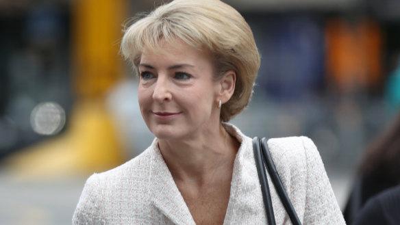 Michaelia Cash claims Bill Shorten connection not reason for AWU raids