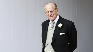Prince Philip was one of three people awarded an Australian knighthood when they were briefly available under the Abbott government.