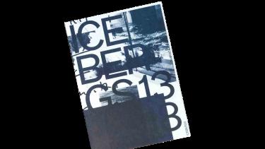 Icebergs Graphic Essays 2013-2018.