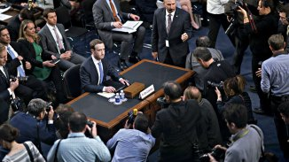 """Mark Zuckerberg: """"We didn't take a broad enough view of our responsibility, and that was a big mistake."""""""