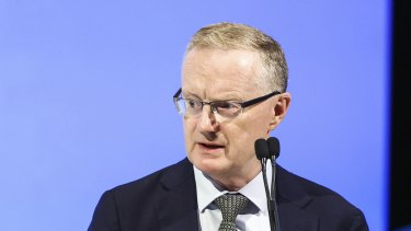 Philip Lowe has said the RBA board still expects rates to be lower for the coming years.