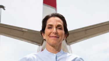 Virgin chief Jayne Hrdlicka has made a number of new executive appointments.
