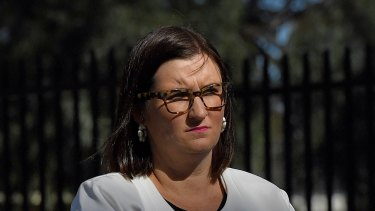 NSW Minister for Education Sarah Mitchell