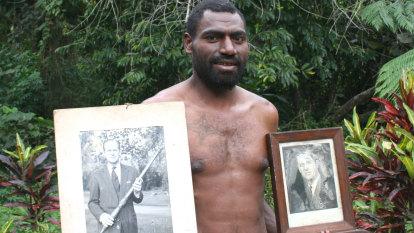 Prince Philip's bond with Vanuatu devotees 'incredibly respectful'