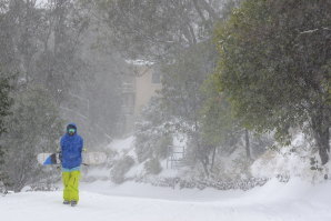 Snowmageddon: June 24, 2014 when 55 centimetres of snow fell in less than 24 hours at Falls Creek Resort in Victoria.