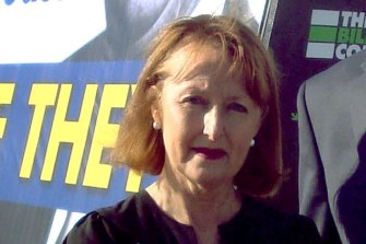 Judith Graley says as a retiring MP her records have been shredded.