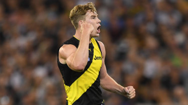 Tom Lynch has attracted plenty of scrutiny as a Tiger.