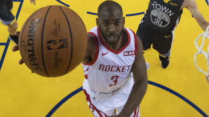 Report: Paul trade talks stall, could play for Thunder
