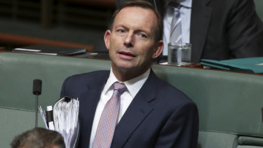 "Tony Abbott was ""mistaken"" in his views on the Ramsay Centre, according to Simon Haines."