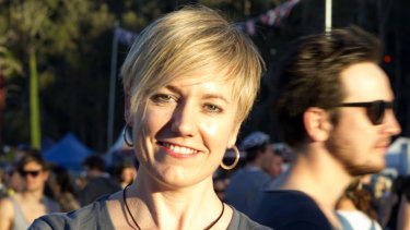 Greens MP and Environment spokesperson, Cate Faehrmann.