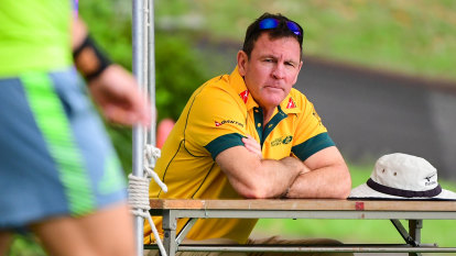 'Always going to end in tears': O'Connor says Cheika's Wallabies were doomed to fail at World Cup