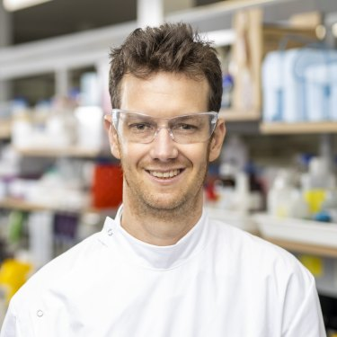 Associate Professor Keith Chappell is co-lead on the University of Queensland team developing a COVID-19 vaccine.