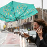 Sydney in for 'wild' start to week with rain and strong winds