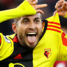Watford out of relegation zone with Bournemouth thrashing
