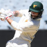 Wade willing to bat himself higher in bid for Test recall