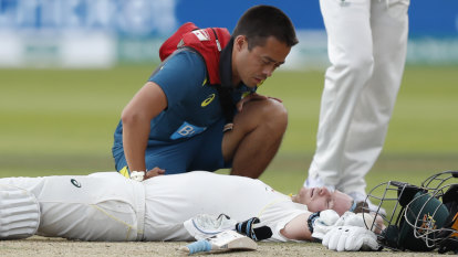 CA medico warns against Smith 'overreaction'