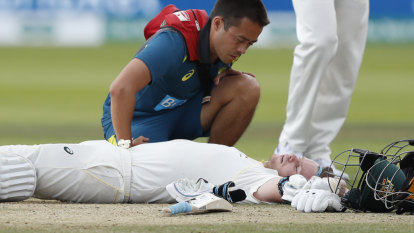 Reluctance to wear neck guards stuns former cricket team doctor
