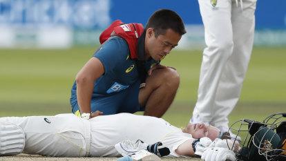 Improving Smith gives hope for Headingley return
