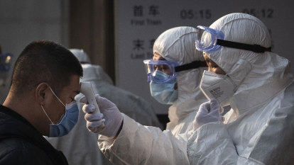Coronavirus outbreak could shake a vulnerable global economy