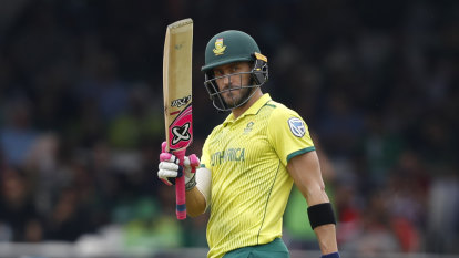 Faf du Plessis weighs BBL offer but tournament length an issue