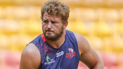 Slipper's Rebels move set to raise eyebrows