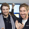 Atlassian founders' paper wealth drops $1.6b overnight