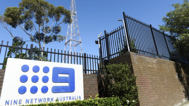 Channel Nine headquarters in Willoughby.
