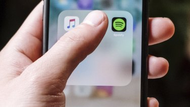Spotify and Apple have both been increasing their focus on podcasts.