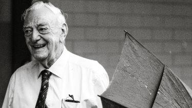 John Seymour Monahan:  a doer and a goer.