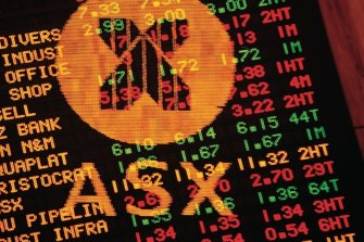 The ASX200 fell by 0.3 per cent on Wednesday, having been down by as much as 1.6 per cent.