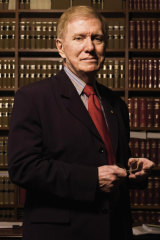 Former High Court Justice Michael Kirby.