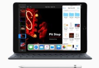 The new iPad Air.