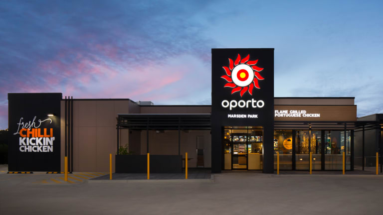 Oporto is now owned by Craveable Brands which is in turn owned by Archer Capital.