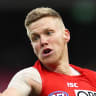 Swans skipper expects Hannebery to stay