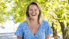 Nurse Ellen Vincent made the move to Orange a year ago and can see herself settling in regional Australia.