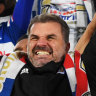 'One of the greatest honours in football': Postecoglou confirmed as new Celtic manager