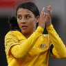 Matildas to face Chile in Olympic warm-up