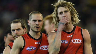 Essendon will miss the finals, but have nabbed a lucrative sponsorship deal.