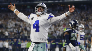 Michael Dickson's Seahawks KOed by Cowboys