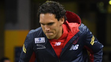Bennell played his second game as a Demon on Saturday night.
