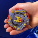 Beyblades are the soundtrack to our new lives.