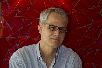 American writer and biographer Blake Bailey.