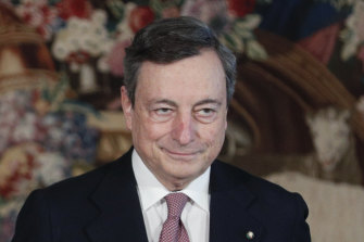 Mario Draghi has staked his reputation on fixing Italy's vaccination rollout.