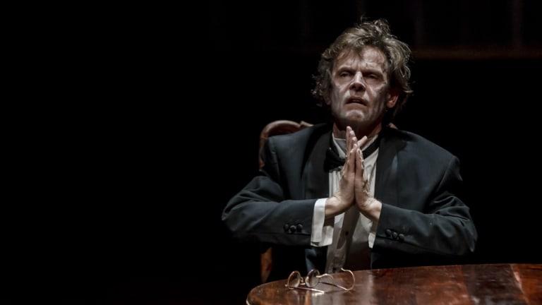 Jon Haynes in <i>Die! Die! Die! Old People Die!</i>