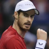 Murray wins Masters return, Stosur through in Tianjin