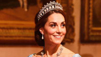 Rare chance to see jewels fit for the Queen, Diana, Kate and Meghan