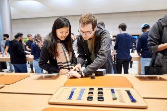 The watch has become one of Apple's most important products.