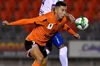 Afghan-born player Rahmat Akbari has lauded FA's refugee plans